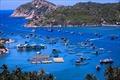 Sắc xanh trời biển ở Vĩnh Hy