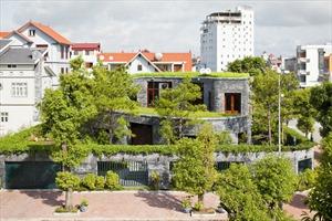 Giải pháp cho kiến trúc công trình xanh tốn ít chi phí nhất