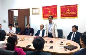 Hiệp hội Bất động sản Việt Nam gặp mặt đầu Xuân 2021