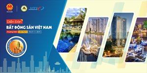 Ngày 27/11 diễn ra Diễn đàn Bất động sản Việt Nam thường niên 2019