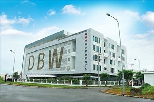"""DBW - Nhà máy """"xanh nhất"""" Việt Nam"""
