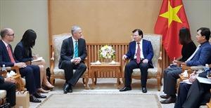 Phó Thủ tướng Trịnh Đình Dũng: Tăng trưởng xanh vừa là yêu cầu, vừa là trách nhiệm