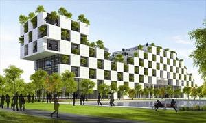 Ưu đãi tài chính cho doanh nghiệp phát triển công trình xanh