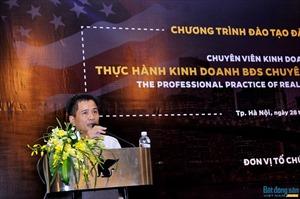 Hà Nội: Hơn 600 môi giới BĐS tham gia chương trình đào tạo đặc biệt
