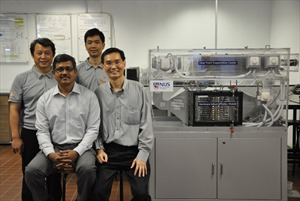 """Singapore phát minh thành công """"điều hòa xanh"""" làm lạnh bằng nước"""