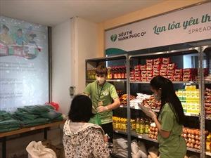 IDJ cùng Siêu thị Hạnh Phúc 0Đ mang hạnh phúc đích thực đến người nghèo Việt Nam