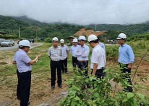 Gấp rút thi công các dự án truyền tải điện giải tỏa các nguồn thủy điện khu vực Tây Bắc