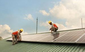 PC Hà Nam đẩy mạnh mô hình điện năng lượng mặt trời mái nhà