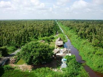 Cà Mau: Sẽ có khu du lịch sinh thái rộng 1.300ha