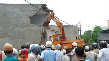 TP.HCM: Xử lý nghiêm việc xây dựng không phép trên đất nông nghiệp tại huyện Bình Chánh