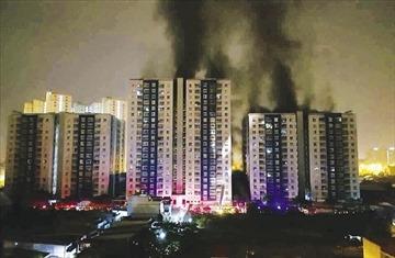 TP. HCM không cấp phép dự án mới cho doanh nghiệp bất động sản vi phạm phòng cháy chữa cháy