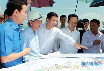 Tập đoàn FLC: Triển khai các dự án tại Vạn Tường Quảng Ngãi