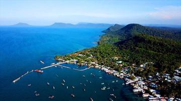 Kiên Giang thu hút hơn 2,75 tỷ USD đầu tư trực tiếp nước ngoài