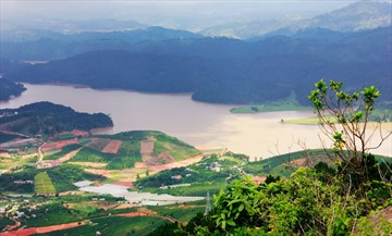Lâm Đồng: Công bố quy hoạch tổng thể phát triển Khu du lịch quốc gia Đankia - Suối Vàng