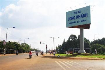 Thành lập thành phố Long Khánh, tỉnh Đồng Nai