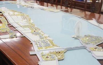 Điều chỉnh dự án đường ven sông Đồng Nai
