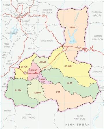 Vướng nhiều sai phạm, huyện Đơn Dương (Lâm Đồng) bị kiến nghị thu hồi 1,5 tỷ đồng