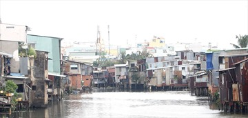 TPHCM: Hơn 13 ngàn căn hộ ven kênh, rạch sẽ được cải tạo, di dời