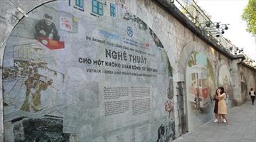 Hà Nội lên phương án thiết kế quy hoạch cải tạo 131 vòm cầu Phùng Hưng