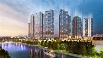 """Sunshine City Sài Gòn: """"Hàng thửa"""" trong phân khúc căn hộ cao cấp"""