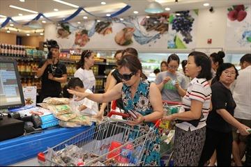Thêm một siêu thị Sunshine Mart của Sunshine Group khai trương tại Tây Hồ Tây
