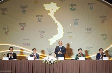 Thủ tướng chủ trì Hội nghị toàn quốc về phát triển bền vững