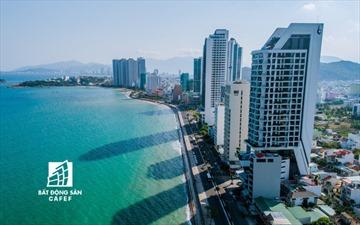 Nha Trang: Lấy ý kiến về Quy chế quản lý quy hoạch kiến trúc Khu đô thị ven biển