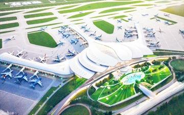 Dự kiến khởi công xây dựng sân bay Long Thành vào đầu năm 2021