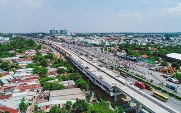 TP.HCM gỡ vướng cho 2 dự án đường sắt đô thị