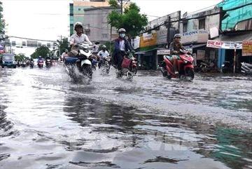 TP.HCM liệu giải quyết dứt điểm tình trạng ngập nước trong 5 năm tới?