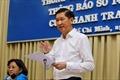 Sai phạm ở New City Thủ Thiêm: Liệu ông Trần Vĩnh Tuyến báo cáo sai thành đúng?