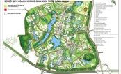 Điều chỉnh quy hoạch chi tiết dự án Đại học Quốc gia Hà Nội tại Hòa Lạc