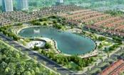 Thi công và hoàn thiện công viên Hồ điều hòa tại khu đô thị mới Dương Nội