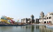 Sắp khai trương công viên nước Thanh Hà lớn nhất Hà Nội