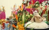 Loại hoa và cách cắm hoa bàn thờ ngày Tết hợp phong thủy