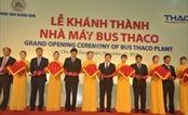 Trường Hải khánh thành Nhà máy Thaco Bus lớn nhất Đông Nam Á