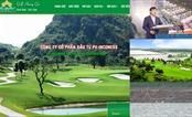 """Sân Golf Hoàng Gia bị Bộ TN-MT """"sờ gáy"""" lại dính cáo buộc """"bức tử"""" hồ Yên Thắng"""