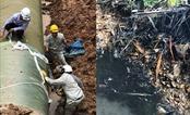 Viwasupco: Cấp nước sinh hoạt bẩn cho dân và 21 lần vỡ ống sông Đà