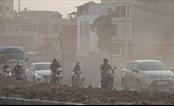 Ô nhiễm không khí ở Hà Nội vượt lên mức nguy hại