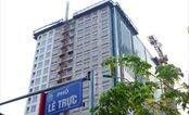 Xử lý sai phạm tại 8B Lê Trực: UBND quận Ba Đình đề xuất 3 phương án tháo dỡ