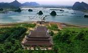 Sáu ngọn núi mặt hồ Tam Chúc