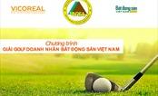 Sắp diễn ra Giải Golf Doanh nhân Bất động sản Việt Nam lần I