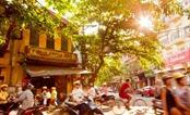 Hà Nội, mùa nóng nực