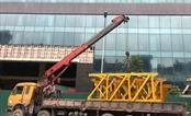 Hà Nội: Chuẩn bị tháo dỡ giai đoạn 2 tòa nhà 8B Lê Trực