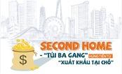 """Second Home - """"Túi ba gang"""" hứng tiền từ """"xuất khẩu tại chỗ"""""""