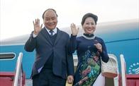 Thủ tướng đến Oslo, bắt đầu thăm chính thức Na Uy
