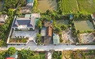 """TP. Thái Bình: """"Khu đô thị"""" chui trên 11ha đất dự án nông nghiệp"""