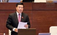 """Phó Thủ tướng Phạm Bình Minh nhắc lại thông điệp""""đừng kỳ thị kinh tế tư nhân"""""""
