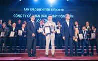 Lộc Sơn Hà lọt Top 10 Sàn giao dịch bất động sản tiêu biểu 2018