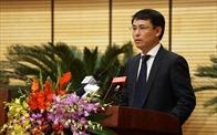 Chủ tịch TP. Hà Nội phê bình Giám đốc Sở Tài nguyên Môi trường